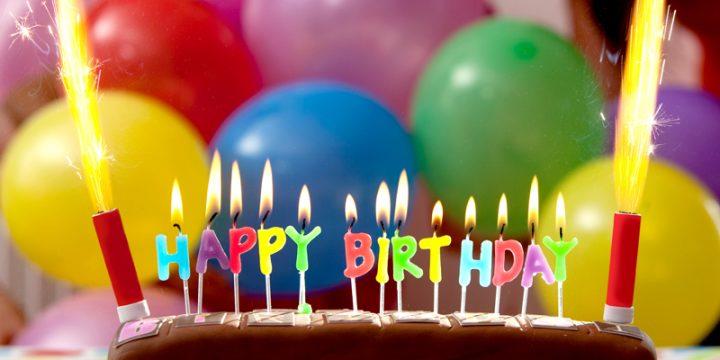 happy birthday cake party planning